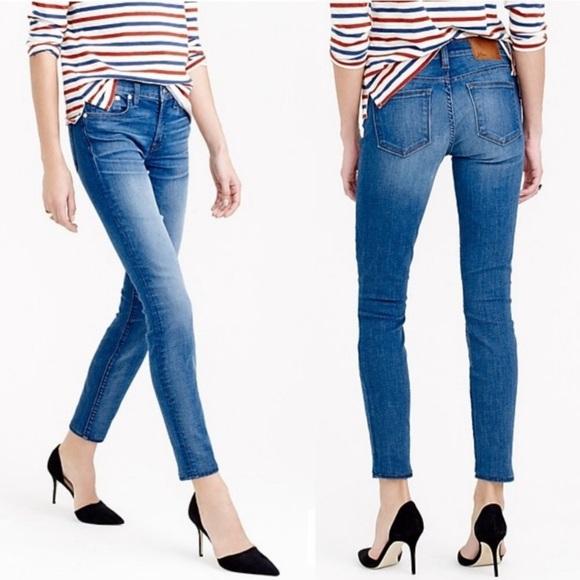 J. Crew | Toothpick jeans